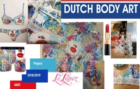 La Lopez voor Dutch body art