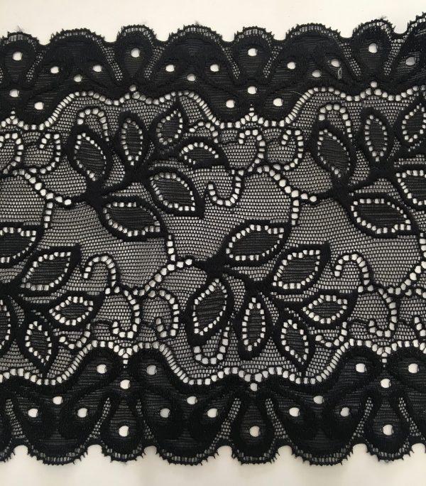 Lingerie kant zwart