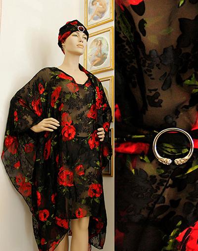 kimono Madrid M00401