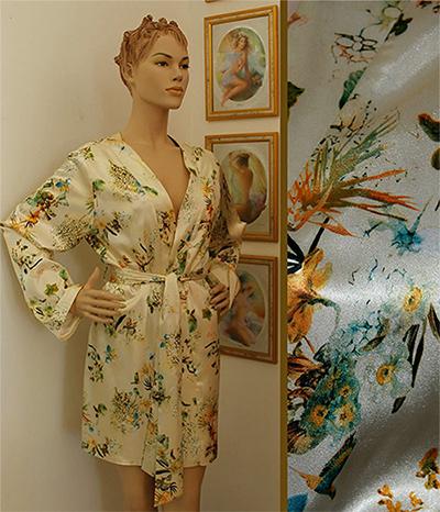 kimono strelitzia-gescale