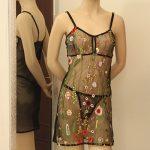 Slipdress Embroidery Floresta 26082021400